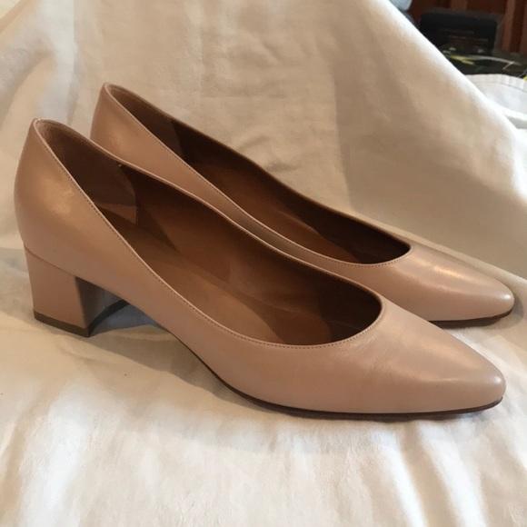 Aquatalia Shoes - Aquatalia Phoebe Pump 9 Blush